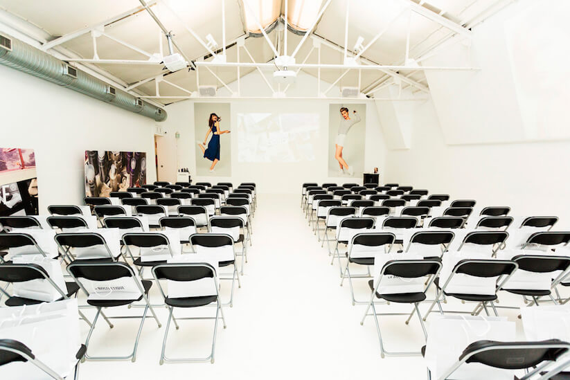 Cómo organizar un evento de moda Biosthetique