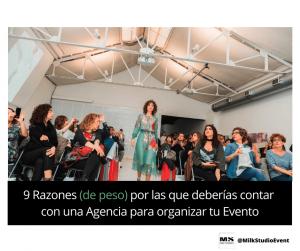 Agencias de Eventos Madrid