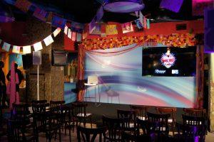 espacios para eventos madrid MTV